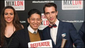 BEEFEATER MIX 2016